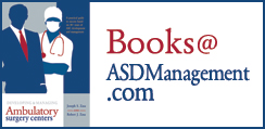 ASD Management Books